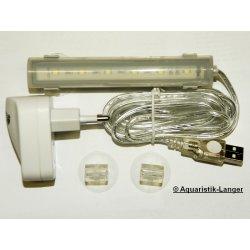Arcadia Aqua-Brite LED-Leiste LED Striplight Lichtfarbe rot Netzteil günstig kaufen Aquaristik-Langer