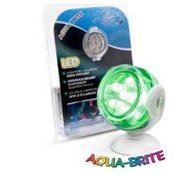 Classica Aqua-Brite grün LED-Strahler wasserdicht günstig kaufen Aquaristik-Langer