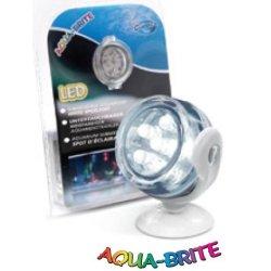 Classica Aqua-Brite weiss LED-Strahler wasserdicht...