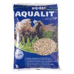 Hobby Aqualit Bodengrund 3 Liter Aquarienkies günstig kaufen Aquaristik-Langer