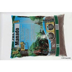 JBL Manado 5 Liter Aquariengrund Bodengrund günstig...