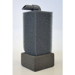 Mobiler HMF-Filter 7,5x7,5x36 schwarz Filterblock günstig kaufen Aquaristik-Langer