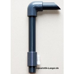 Luftheber 16x250 für HMF-Filter Innenfilter günstig kaufen Aquaristik-Langer