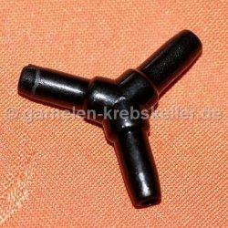 Y-Stück für Luftverteilung Schlauch 4/6 mm günstig kaufen...