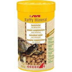 sera raffy Mineral, Schildkrötenfutter, 250 ml günstig kaufen Aquaristik-Langer