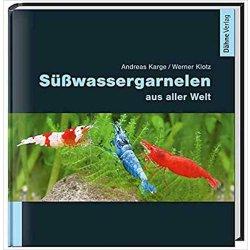 Buch Süßwassergarnelen aus aller Welt Fachbuch günstig kaufen Aquaristik-Langer