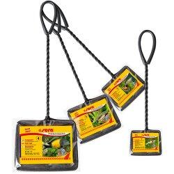 sera Fangnetz, Kescher Nr. 4, 20 cm fein schwarz günstig kaufen Aquaristik-Langer