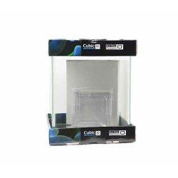 Blau Cubic 10 Liter Nanoaquarium Komplettset für Garnelen...
