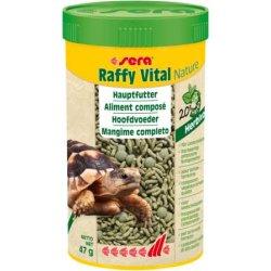 sera raffy Vital Schildkrötenfutter für Landschildkröten 250 ml günstig kaufen Aquaristik-Langer