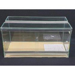 Terrarium mit Schiebetür, 60x30x30