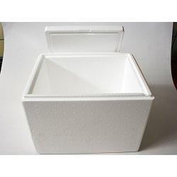Styrobox Thermobox groß Wandung 30 mm 19,5 Liter günstig kaufen Aquaristik-Langer